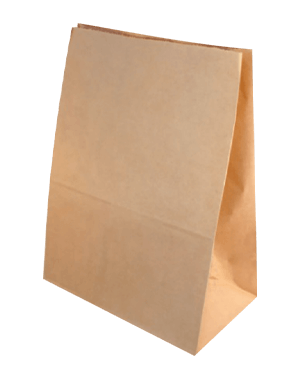 4 Крафт пакеты с дном